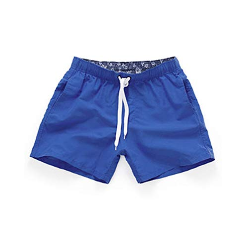 - The rest of my life Summer Shorts Men Women Quick Drying fitnesShort Homme Casual Beach Shorts Mens Boardshorts Elastic Waist,Royal Blue,XL