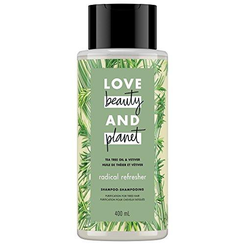 (Love beauty and planet tea tree oil & vetiver shampoo, 400ml (1 battles))