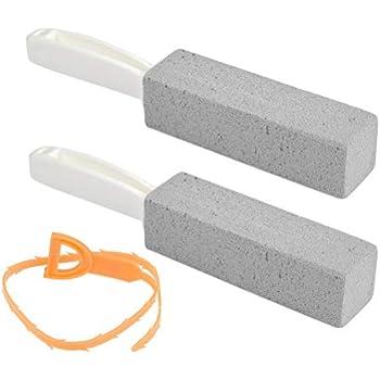 Amazon Com Foccts 3pcs Toilet Bowl Pumice Cleaning Stone