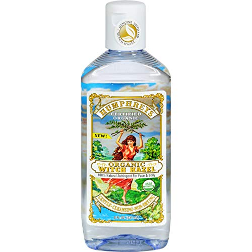 Humphrey's Homeopathic Remedy Organic Witch Hazel - 8 fl oz