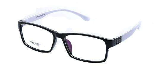 deding men super large wide oversized full frame squaretr90 glasses frame size 60 189 - Wide Frame Glasses