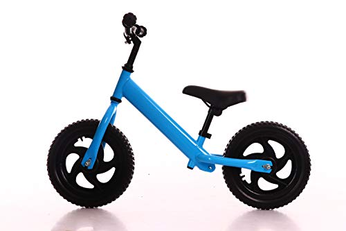 Botabee Toddler Lightweight Training Balance Bike | Helps Transition Little Kids to Big Kid Bikes