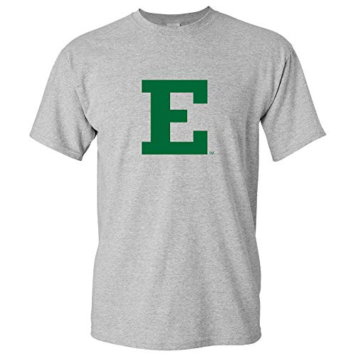 (AS02 - Eastern Michigan Eagles Primary Logo T-Shirt - 3X-Large - Sport)
