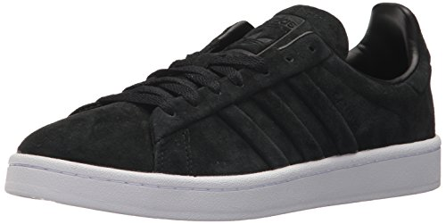 Adidas Originali Mens Campus Stitch E Turn Core Black / Core Black / White