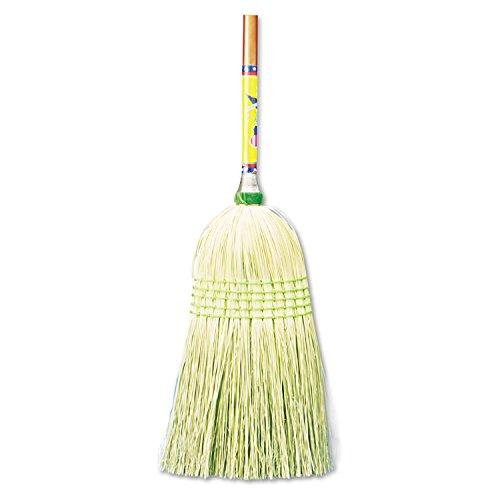 O'Dell Parlor Broom, Corn Fiber Bristles, 55