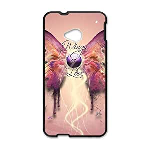 Personalized Creative Cell Phone Case For HTC M7,attractive butterfly design by mcsharks