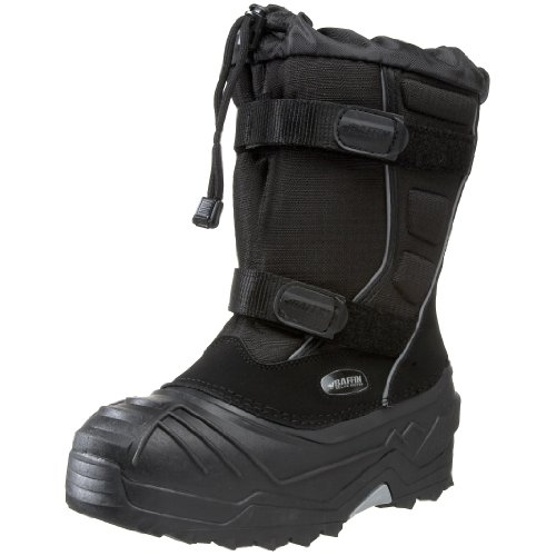 Baffin Eiger Snow Boot  Little Kid Big Kid  Black 3 M Us Little Kid