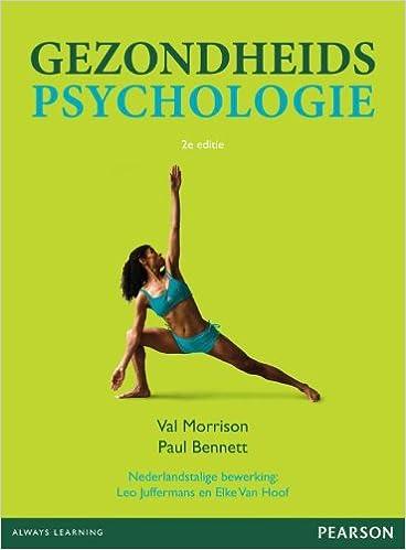 Gezondheidspsychologie, 2e editie met XTRA toegangscode ...