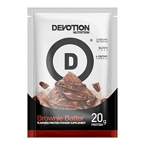 quest protein brownie - 9