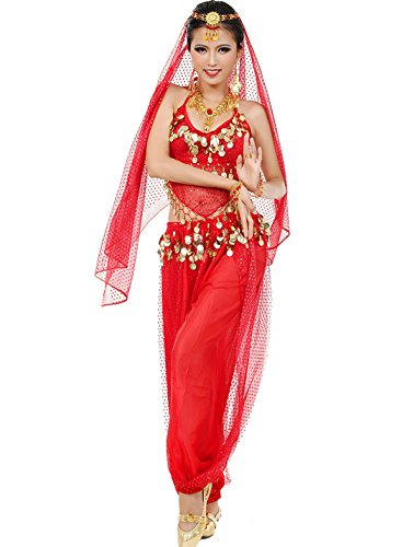 Devil's Carnival Costumes - Astage Women`s Belly Dance Carnival Costume