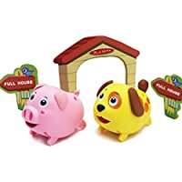 Pig Toys Dog Toys - iPlay, iLearn Animal Toys Toy Animals...