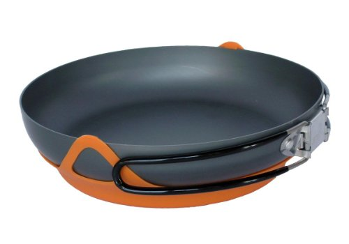 JetBoil Fry Pan Orange, Outdoor Stuffs