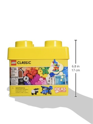 LEGO Classic Creative Bricks 10692 Building Blocks, Learning Toy by LEGO (Image #8)