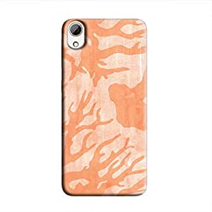 Cover It Up - Pink Shades Nature Print Desire 626 Hard Case