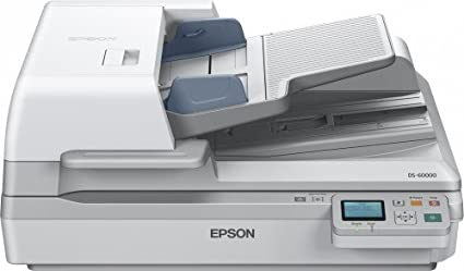 Epson Workforce DS-60000N 600 x 600 dpi Flatbed & ADF Scanner ...