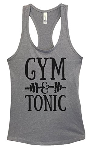 Tonic Top - Funny Womens Tank Top