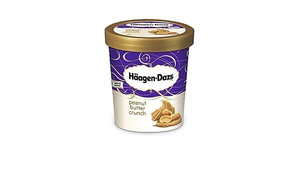 Häagen-Dazs Tarrina de Helado Peanut Butter Crunch - 400 g: Amazon.es: Alimentación y bebidas