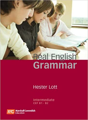fe9aab824b6a Buy Real English Grammar Intermediate Book Online at Low Prices in ...
