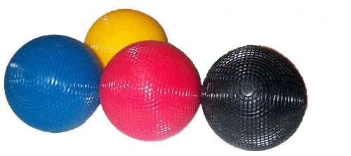 Regulation croquet balls by Oakley Woods Croquet
