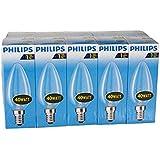 Philips 926000006814 Glühbirne Kerzenform 40 W, E14, 10-er Pack