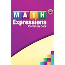 Math Expressions Common Core: Homework and Remembering Workbook Collection Grade 6