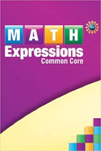 Math Worksheets houghton mifflin math worksheets grade 5 : Math Expressions Common Core: Homework and Remembering Workbook ...
