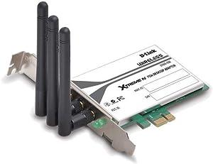 D-Link DWA-556 XTREME N? PCI EXPRESS DESKTOP ADAPTER