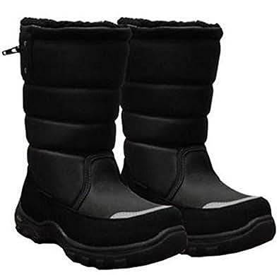 Amazon.com | Khombu Kid's Snow Walker Boot, 11M | Boots