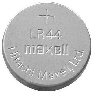 Maxell LR44 Batteries 10 Pack