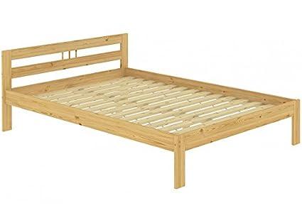 Letto Futon Matrimoniale : Letto futon matrimoniale classico in pino eco 140x200 laccato con