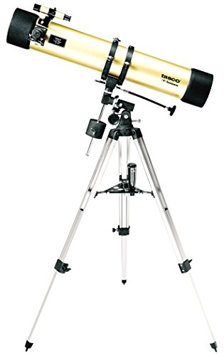 Tasco Luminova 675 x 114mm Reflector Telescope