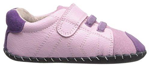 pedipedJake - Zapatos de Bebé niña Rosa - rosa (rosa)