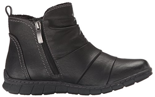 Ankle Step Spring Black Anatol Bootie Women's tq0axawgO