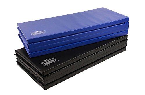 IncStores Eco Folding Mats for Exericse, Gymnastics, Tumbling, Cheerleading, Wrestling & Practice