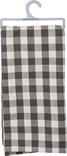 Primitives by Kathy Dish Towel - Sm Buffalo Check (Checkered Kitchen)