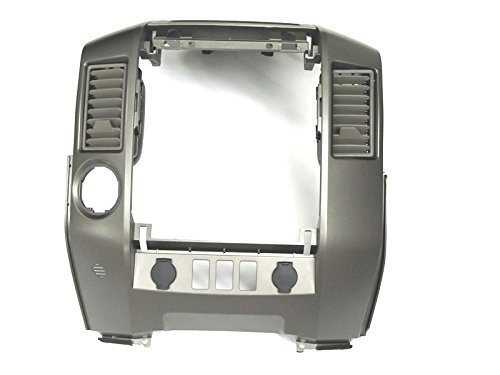 2004-2006 Nissan Titan SE XE & 2004-2006 Nissan Armada SE Instrument Panel Lid Finisher Bezel Replacement GENUINE OEM NEW by Nissan
