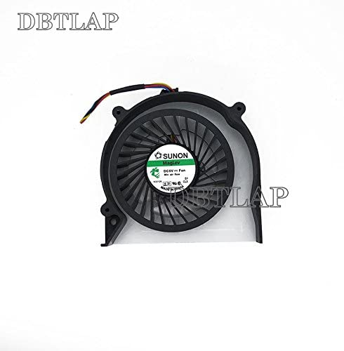 DBTLAP Laptop CPU Fan Compatible for Sony KSB05105HB Compatible for Sony VPC EH16 EH22 EH25YC EH26 EH38 EH100 ksb05105hb