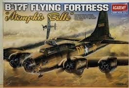 (Academy B-17F Flying Fortress