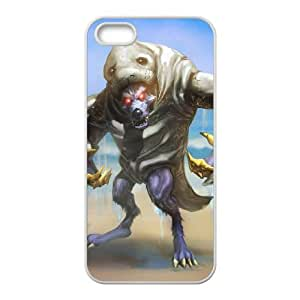 iPhone 4 4s Cell Phone Case White League of Legends Urf the Manatee UN7363749