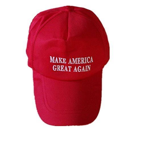 Tag Jacquard Polo (Make America Great Again Hat Donald Trump 2016 Republican Hat Cap Red)