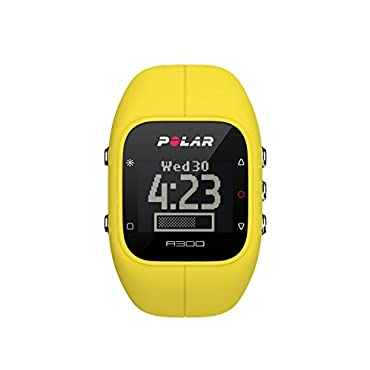 Polar A300 Fitness and Activity Tracker without Heart Rate (Yellow)