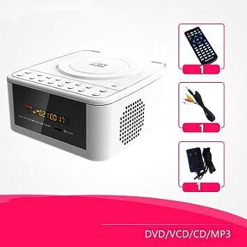 CD portátil Reproductor de DVD VCD Tarjeta TF Disco U Repetidor de ...
