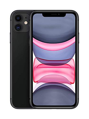 Apple iPhone 11 (128GB) – Black (T-Mobile)
