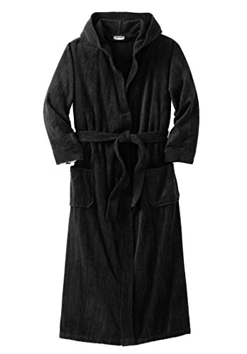 Kingsize Mens Terry Velour Hooded product image