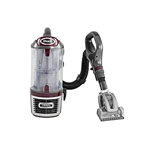 Shark Lift-Away Upright Vacuum Cleaner [NV601UKT], Bordeaux/Steel Grey