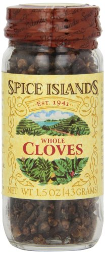 Spice Islands Cloves, Whole, 1.5-Ounce (Pack of 3) by Spice Islands