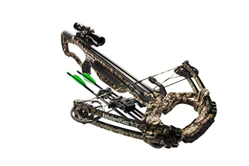 BARNETT Whitetail Pro STR Crossbow, 400 Feet Per Second