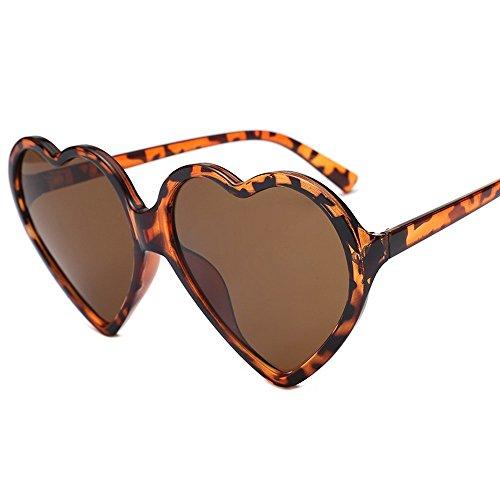 Gafas De B De AC segundo Gafas Retro Sol Glasses Gimmy Love JUNHONGZHANG Ladies Sol Goggles 5ZXwqSf