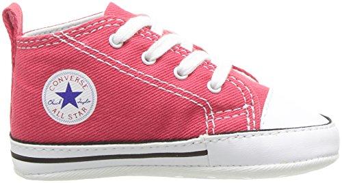 Star Bébé Cvs Mode Rouge Converse First Mixte Baskets 1pqCxwT5w