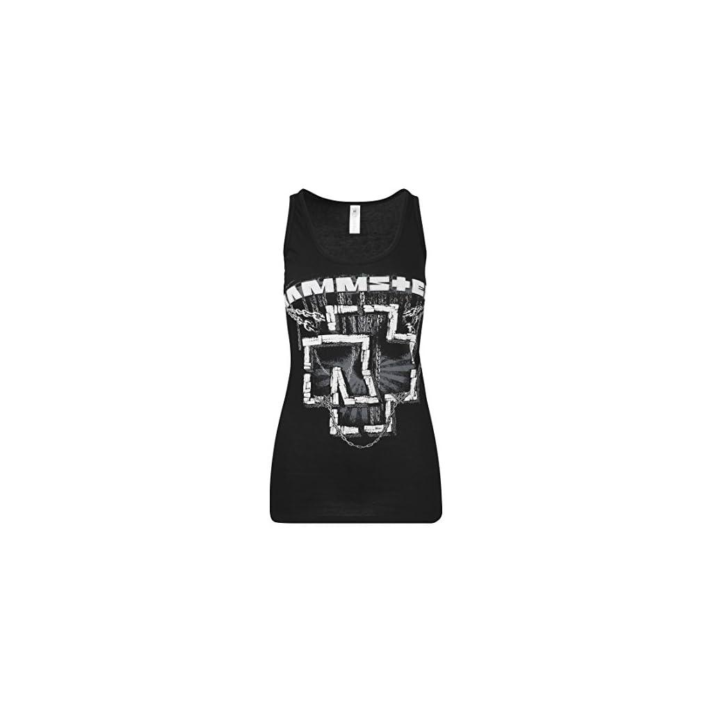 Rammstein Camiseta Tirantes